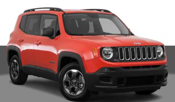 JEEP RENEGADO 2019